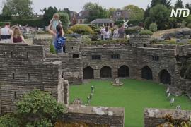 Старейший в мире парк миниатюр работает в новых условиях