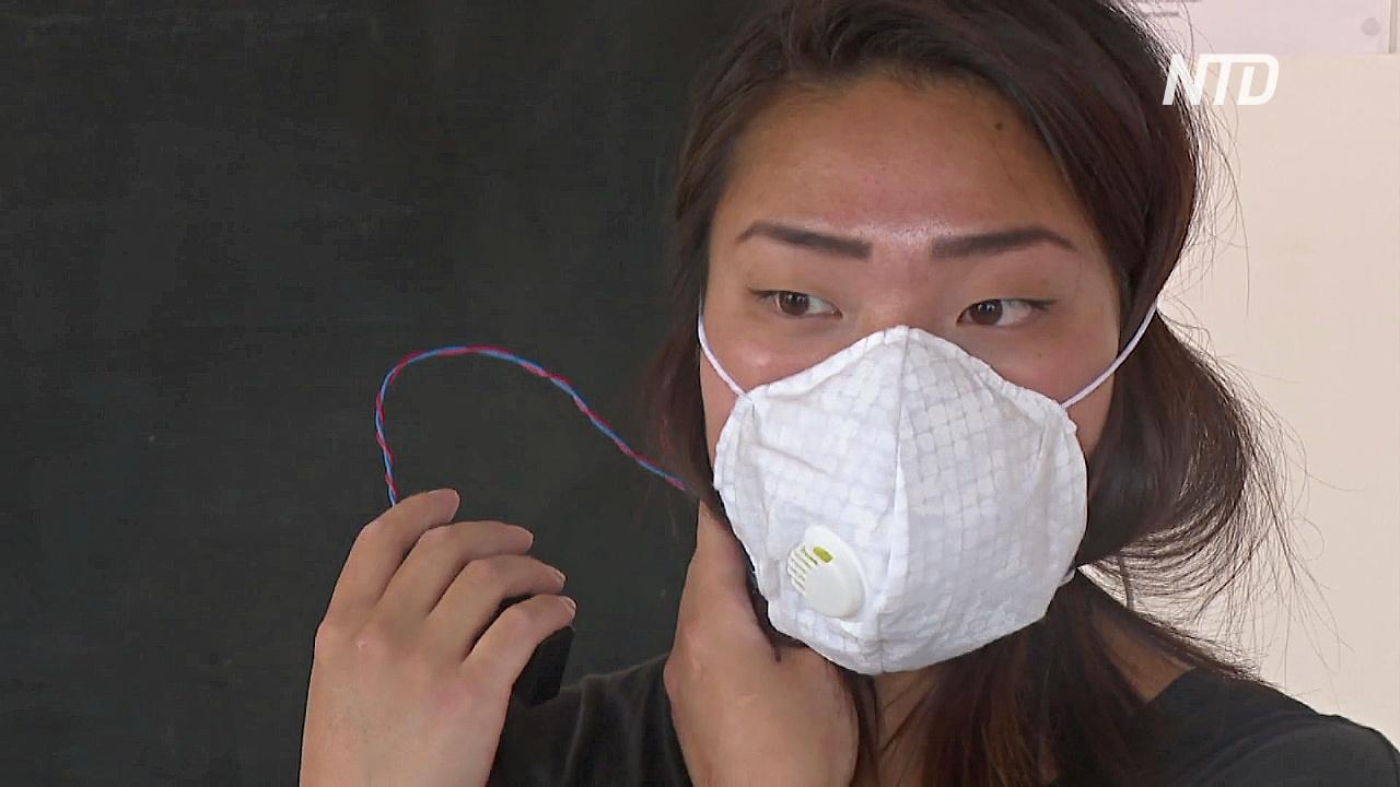 Самоочищающаяся маска для лица – изобретение датской студентки