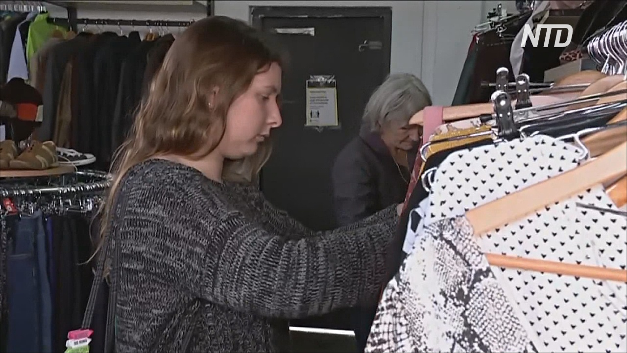 В австралийских секонд-хендах – бум продаж после карантина