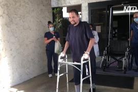 «Выжил чудом»: пациент с COVID-19 пролежал в больницах четыре месяца