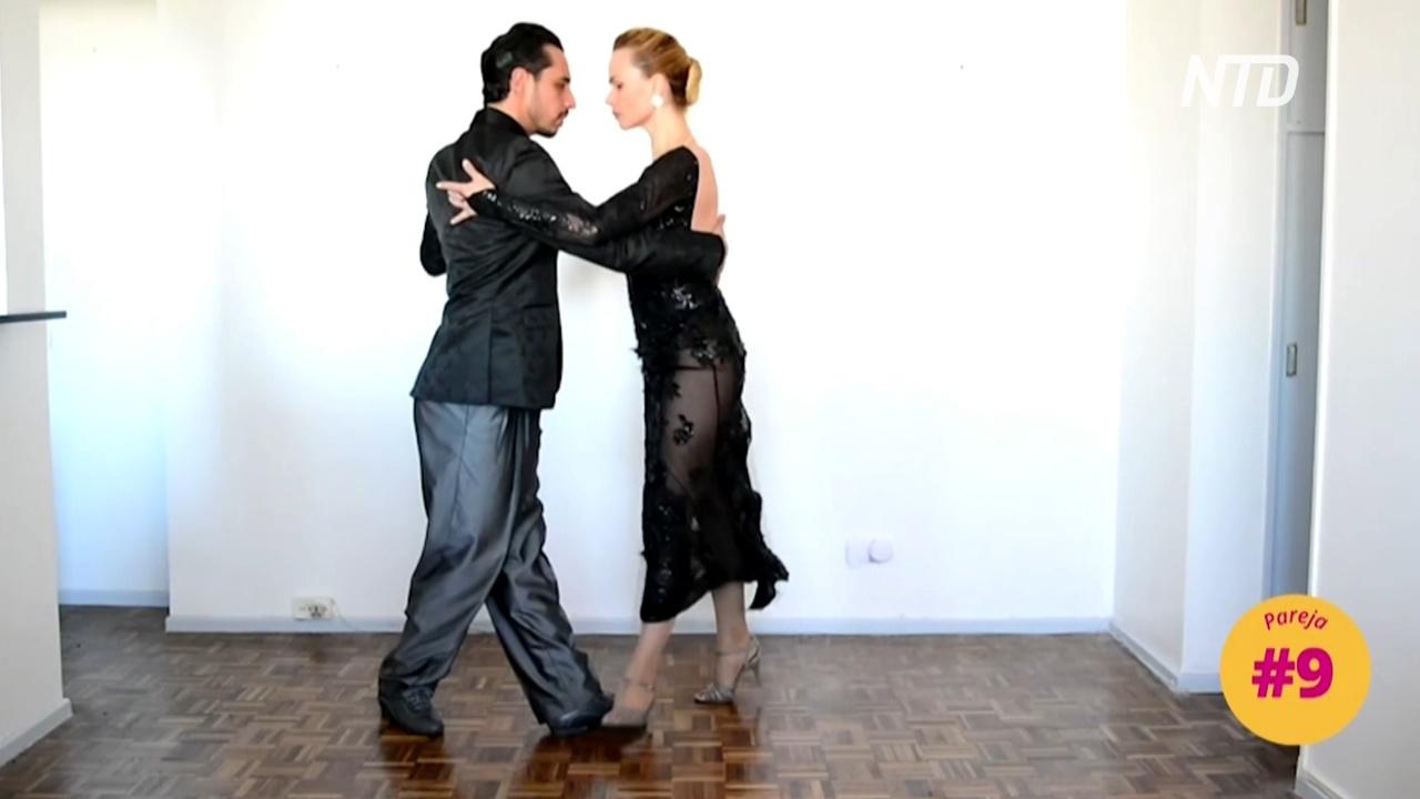 Чемпионат по танго в Аргентине проходит онлайн