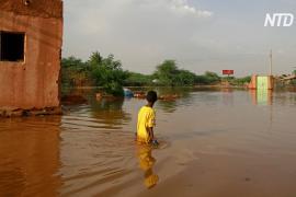 Рекордные наводнения в Судане: 18 тысяч разрушенных домов