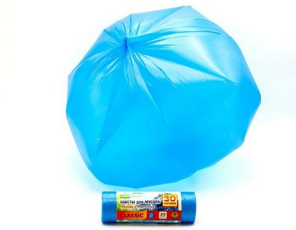 Мешки для раздельного сбора мусора
