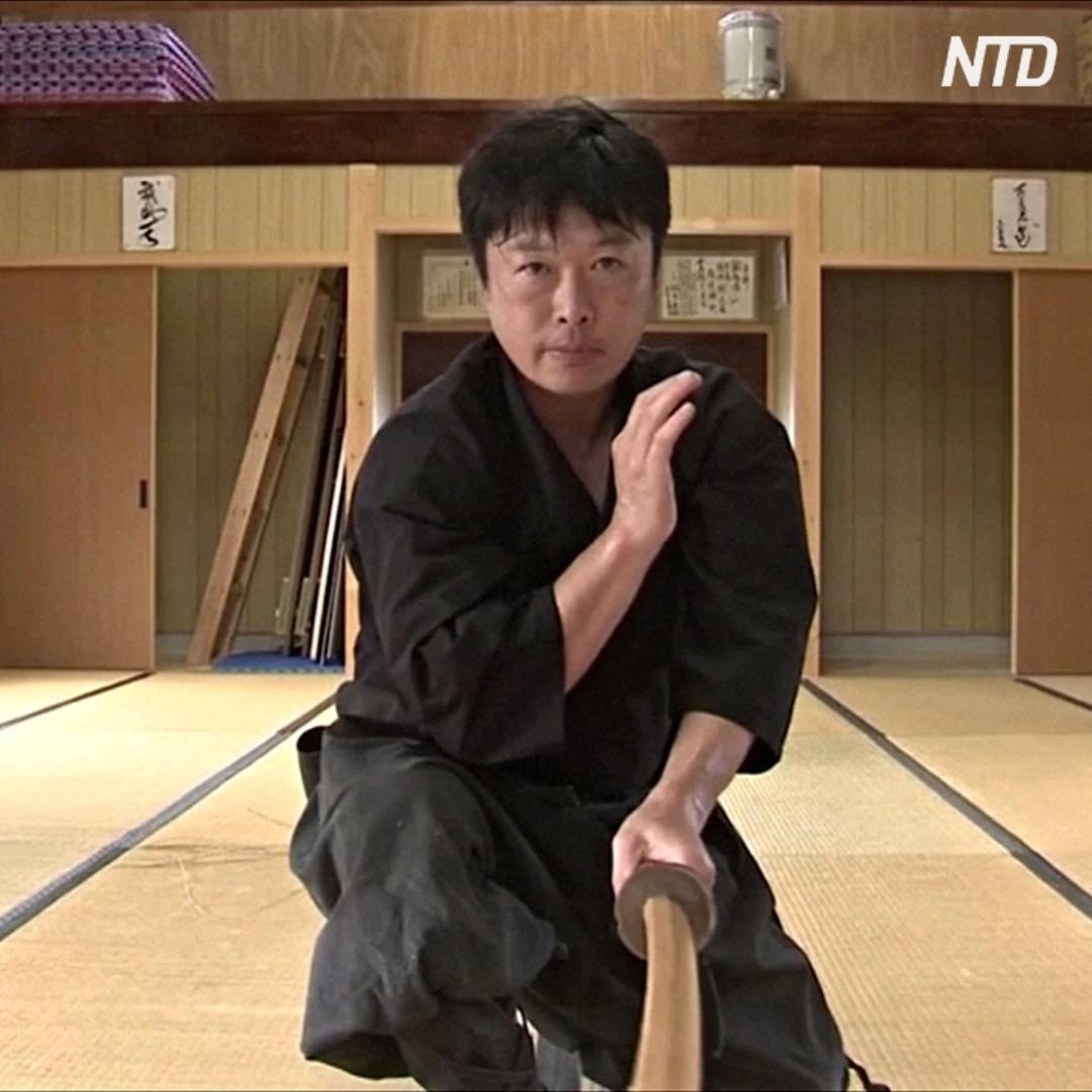 Как живёт первый в мире дипломированный ниндзя