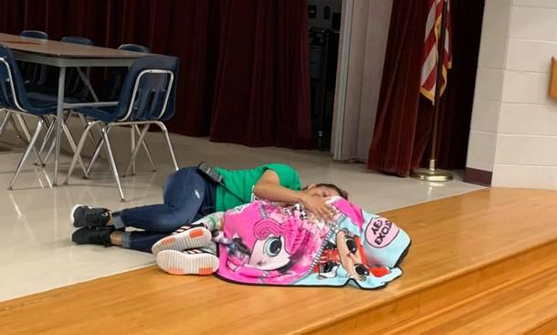 Как воспитатель поддержала девочку с аутизмом