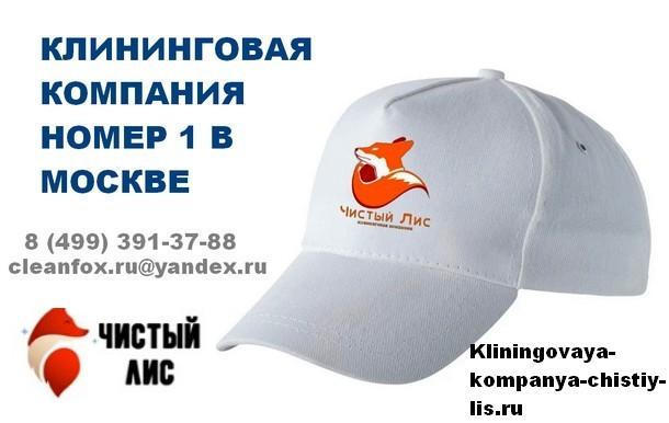 Чистый лис – качественные клининговые услуги в Москве