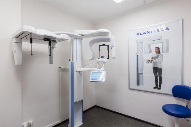 Установка PLANMECA PRO MAX 3D с эндомодулем и цефалостатом