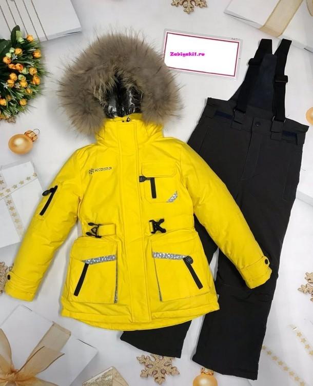 Зимний комплект для девочки Botchkova