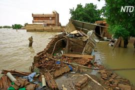 ООН: в Судане из-за наводнений царит антисанитария
