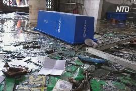 Взрыв в мечети в Бангладеш: погибших уже 24