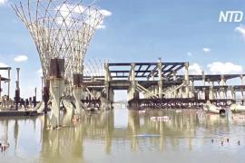 Недостроенный аэропорт Мехико превратят в природный заповедник