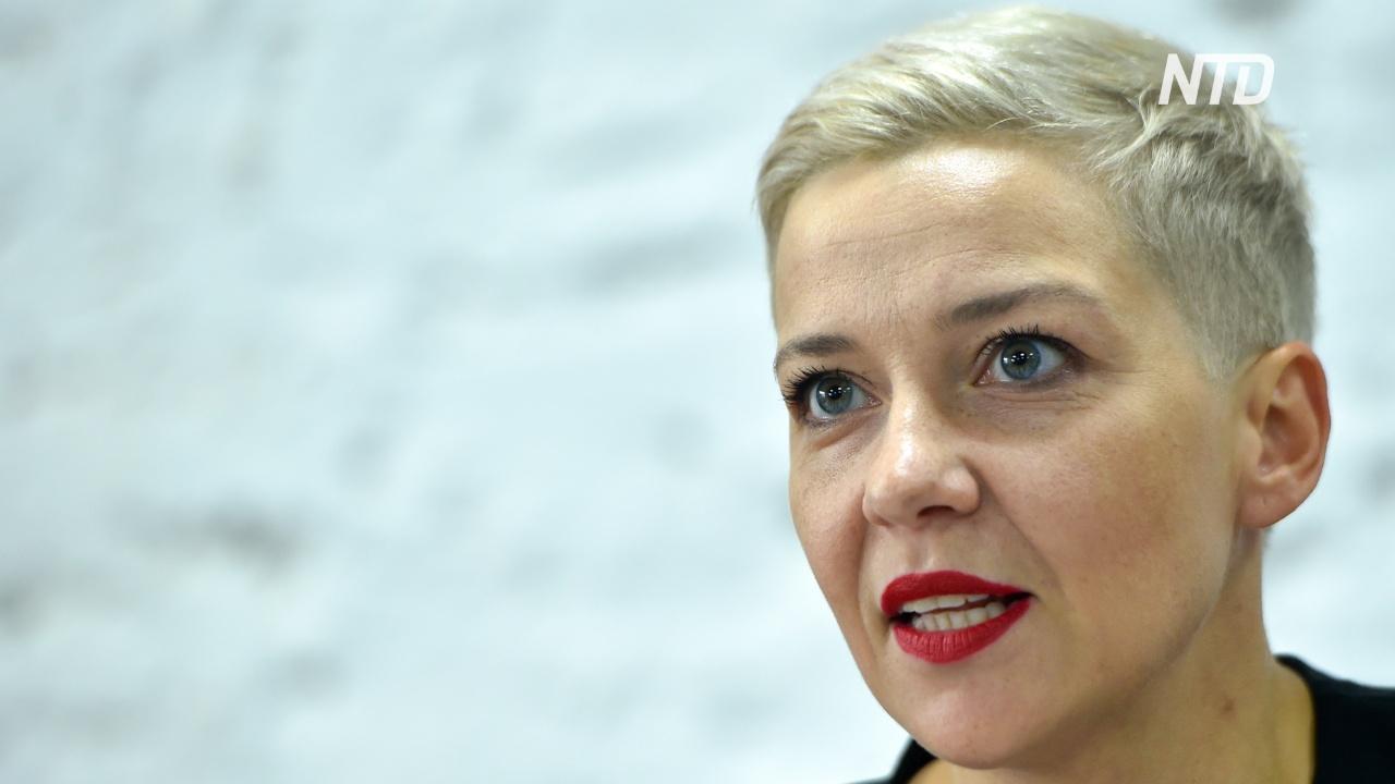 Оппозиционерка Колесникова порвала паспорт, чтобы её не вывезли из Беларуси