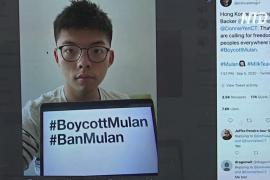 Гонконгский активист призывает бойкотировать новый диснеевский фильм «Мулан»