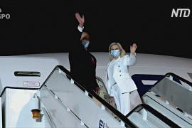 Нетаньяху отправился в Вашингтон на подписание договора с двумя арабскими странами
