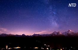 Долина Лигьян стала одним из лучших мест на Земле для наблюдения за ночным небом
