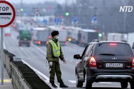 Александр Лукашенко закрывает границу Беларуси с Литвой и Польшей