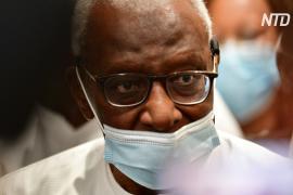 Экс-президента IAAF приговорили к двум годам тюрьмы за коррупцию