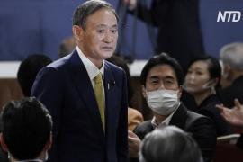 Новый премьер Японии обещает сдержать COVID и провести реформы