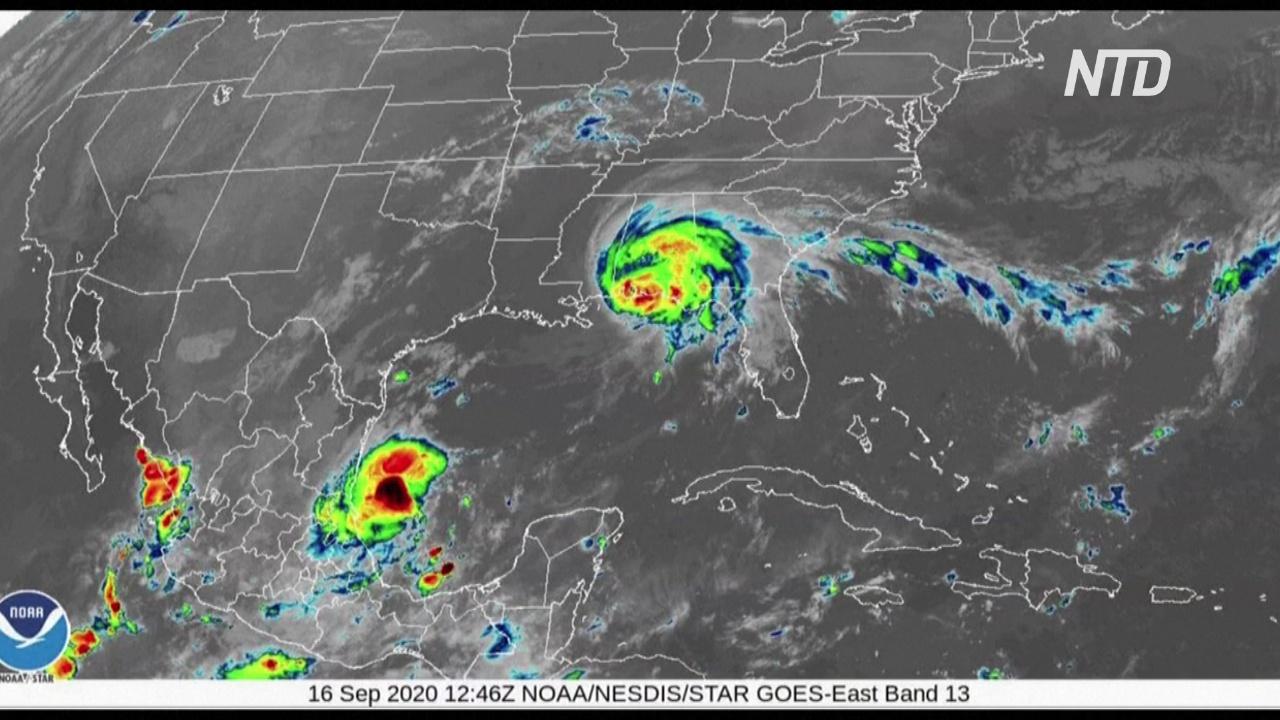 Ураган «Салли» ударил по Флориде и Алабаме