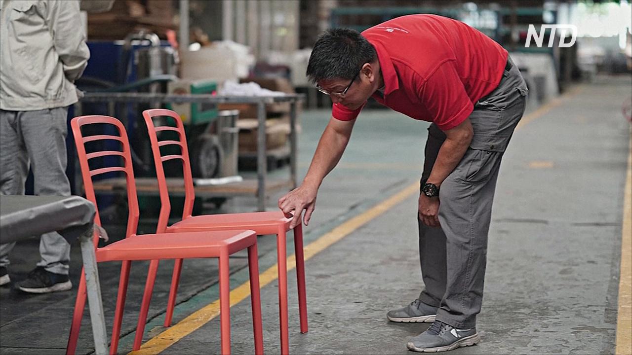 Как в Малайзии из пластикового мусора делают мебель, игрушки и бытовую технику