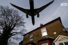 Еврокомиссия планирует сократить выбросы СО2 европейских самолётов на 10%