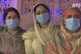 Свадьбы в Кашмире в период пандемии: 150 гостей вместо 800