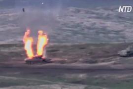 Стычки в Нагорном Карабахе: стороны заявляют о десятках погибших
