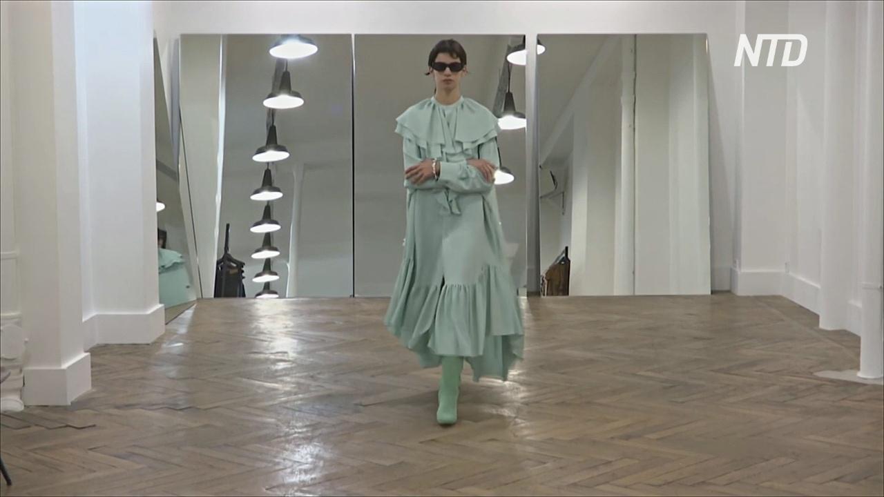 Неделя моды в Париже: минимум показов и переход в онлайн