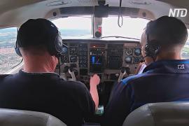 Самолёт на водородном топливе совершил 20-минутный тестовый полёт