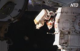 Утечку воздуха на МКС обещают устранить в ближайшее время