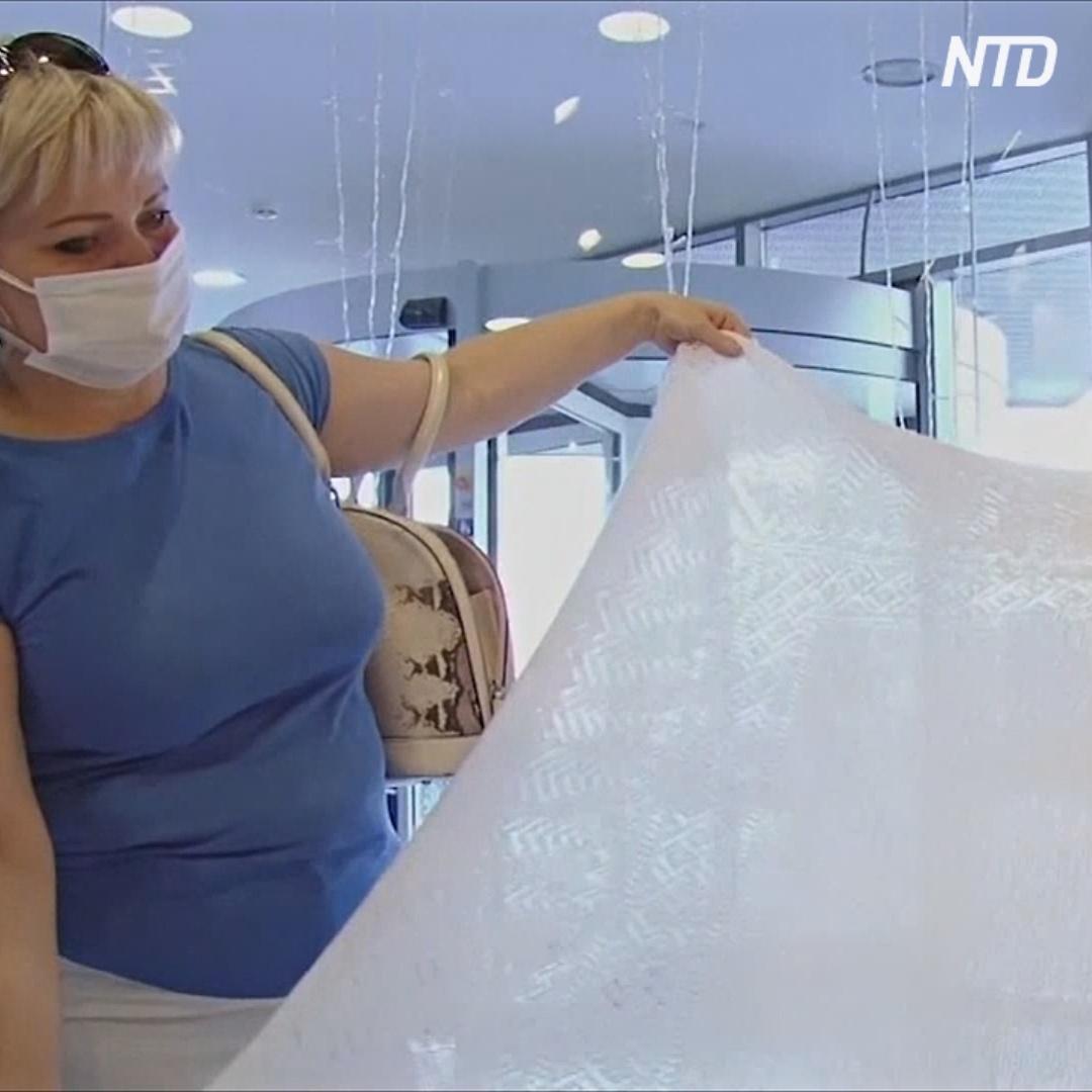 Сохранится ли ручное мастерство создания оренбургских платков?