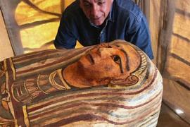 Найдено 27 древних саркофагов, которые не открывали более 2500 лет