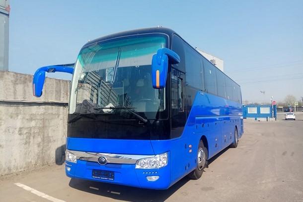 Новый автобус Youtong 6122