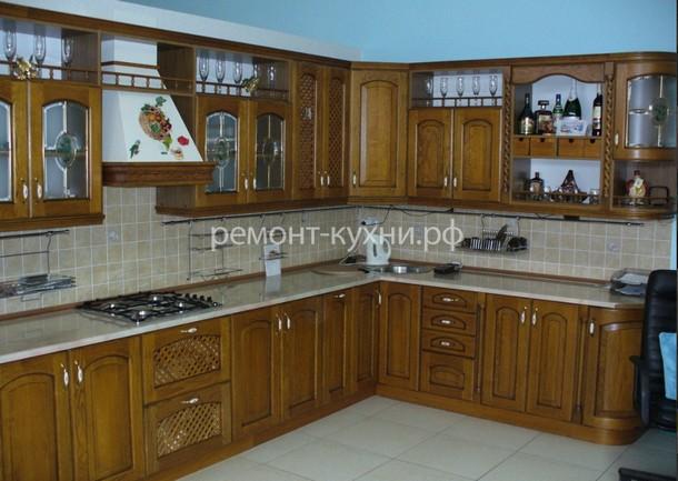 Обновление и реставрация кухонных фасадов