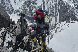 Афганки покоряют горные пики и призывают «Талибан» не запрещать женский спорт