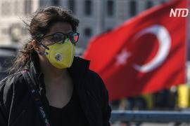 Турция публикует данные только о новых пациентах с симптомами COVID-19