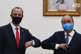 Великобритания заручилась поддержкой Вьетнама в присоединении к TTП2