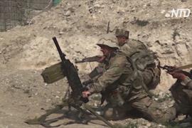 Минская группа призвала к немедленному прекращению огня в Нагорном Карабахе