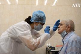В России растёт число заражённых COVID-19, люди стали чаще делать тесты ПЦР