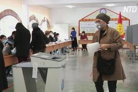 В парламент Кыргызстана прошли четыре партии, включая оппозиционную