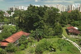 Последняя деревня Сингапура стала популярной у местных туристов