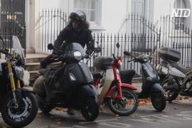В Великобритании взлетели продажи скутеров и мопедов