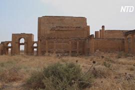 Древний город Хатра в Ираке остался без внимания после нашествия исламистов