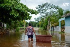 Штормы и наводнения: Италия и Мексика пострадали от разгула стихии