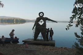 Фестиваль ландшафтных скульптур впервые прошёл на Урале