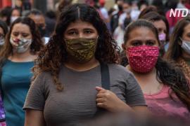 В Бразилии выявили более 5 миллионов заражённых коронавирусом