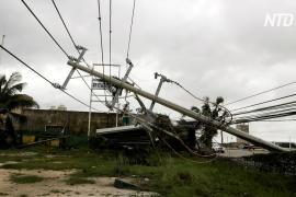 Ураган «Дельта» обрушился на полуостров Юкатан, но ущерб меньше ожидаемого