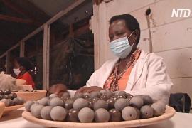 Сотни матерей-одиночек в Кении остались без работы из-за пандемии