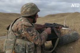 Стороны конфликта в Карабахе обвиняют друг друга в нарушении перемирия