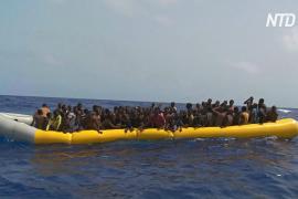 На Канарские острова прибывает рекордное с 2006 года число мигрантов